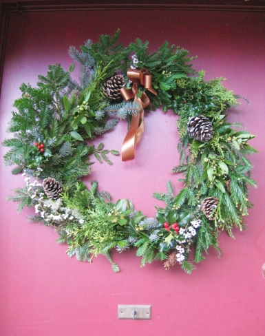 Bay Wreath