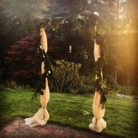 Forest Wedding Arch