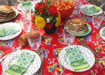 Pancake Birthday
