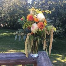 PNW Beach Bride's Bouquet